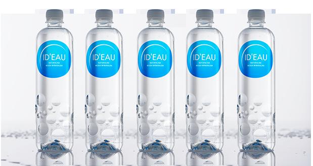 Id'eau - Eau faiblement minéralisée