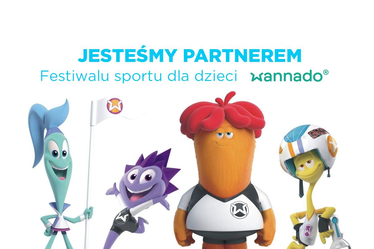 ID'EAU Woda mineralna partnerem Wannado